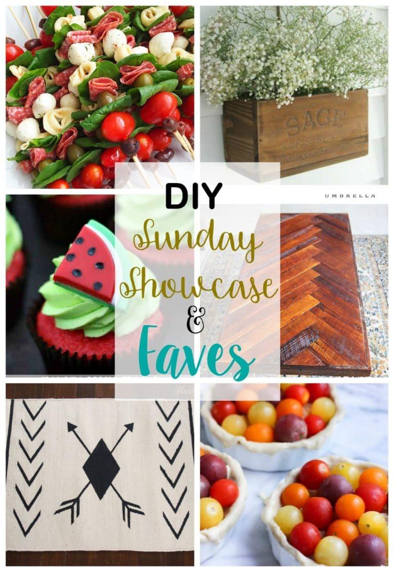 diy Sunday Showcase 64