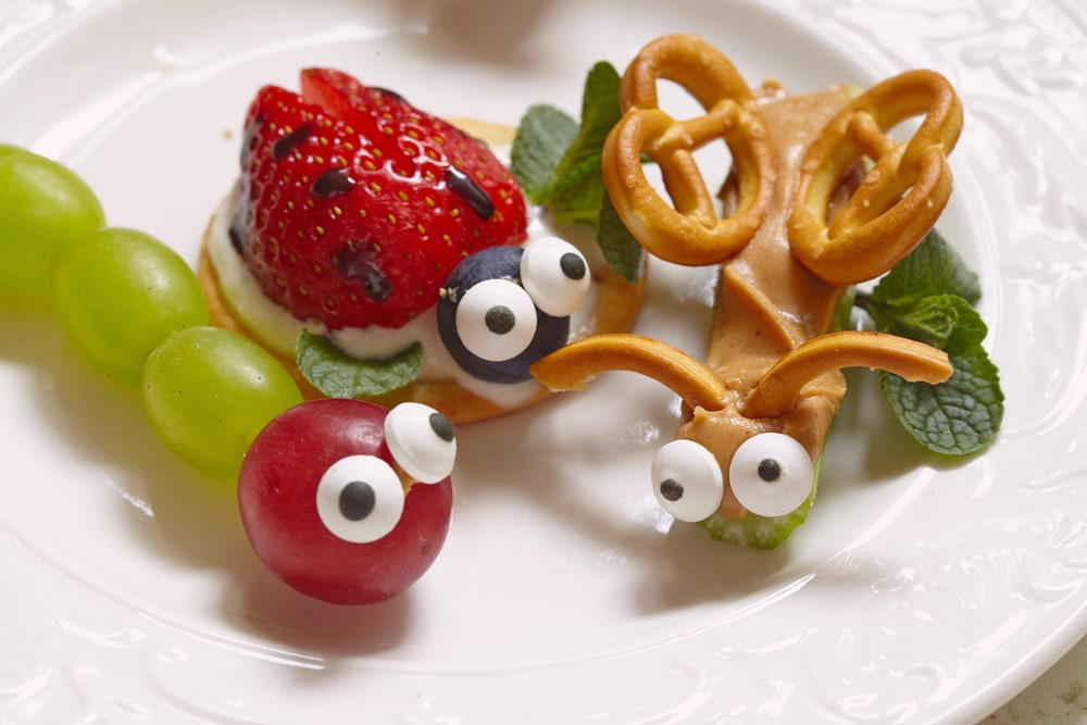 Healthy Snacks And Food For Toddlers