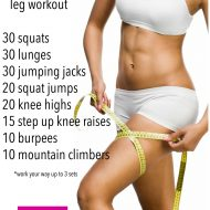 Sexy Legs Workout