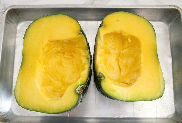 stuffed buttercup squash
