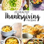 Dishes don't have to be fattening! Check out these 20 Healthy Thanksgiving Recipes for this holiday season.
