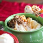 Pineapple Sweet Potato Casserole with Candied Pecans
