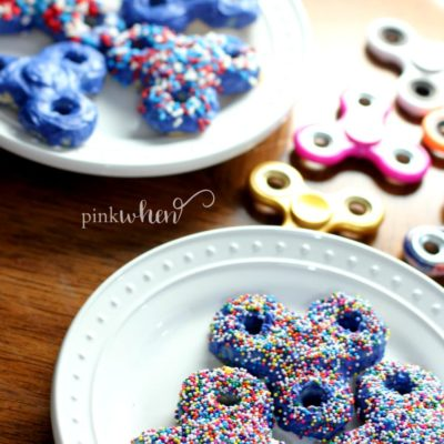 How to Make Delicious Fidget Spinner Cookies
