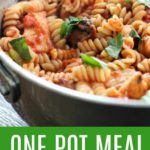 One Pot Meal Chicken Recipe