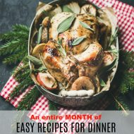 Easy Recipes for Dinner