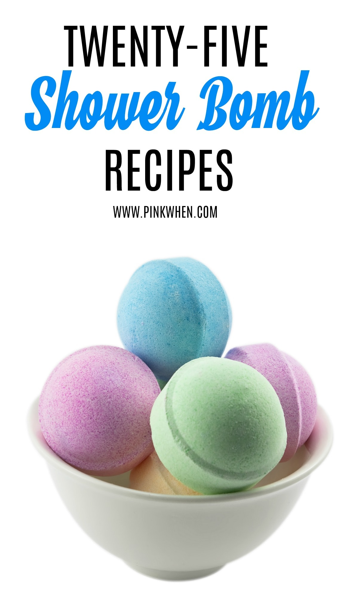 Check out our list of 25 Shower Bombs That Make Perfect Gifts for any occasion! These are ideal for soothing, having fun making with kids, and more!