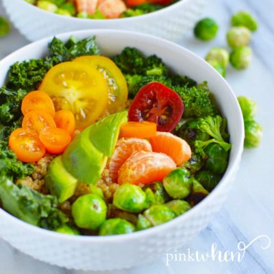 Instant Pot Quinoa Grain Bowl