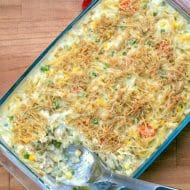 How to Make an Amazing Chicken Noodle Casserole Dish