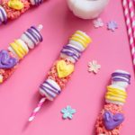 Mothers Day Dessert Skewers
