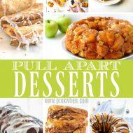 20 Amazing Pull Apart Desserts