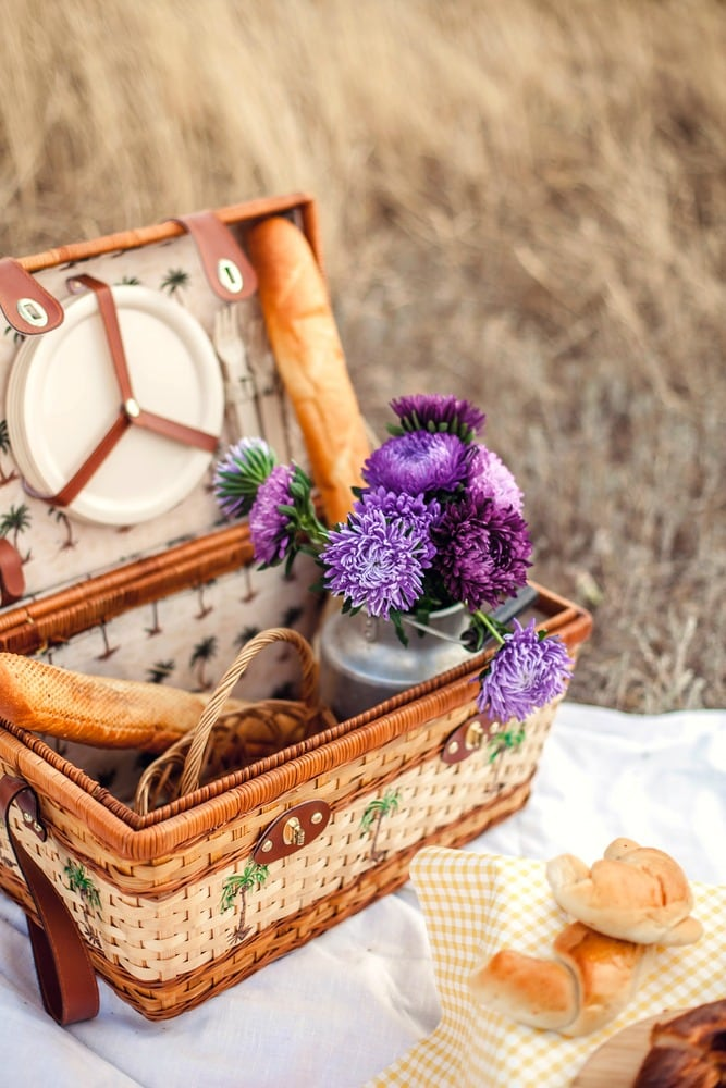 Amazing list of the ULTIMATE picnic ideas. #picnicideas