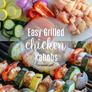Easy Grilled Chicken Recipe