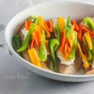 Sweet Pepper Popper Baked Chicken Recipe