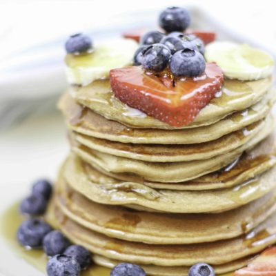 How to Make Protein Pancakes + Video