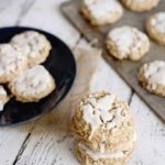 Delightfully Easy Iced Oatmeal Cookies Recipe