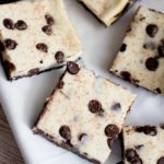How to make the perfect Chocolate Chip Eggnog Bars