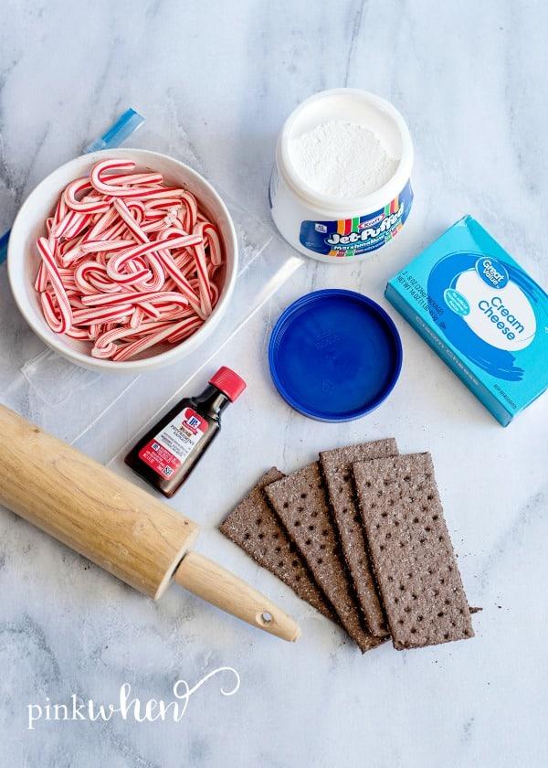 Cream Cheese Dip ingredients