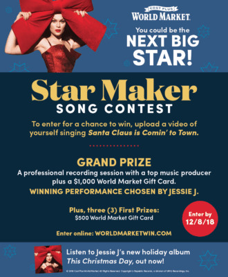 Star Maker Song Contest Details