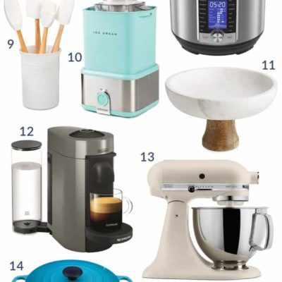 The Ultimate List of Last Minute Kitchen Gifts Ideas