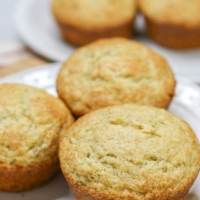 The Best Banana Bread Muffins (+VIDEO)