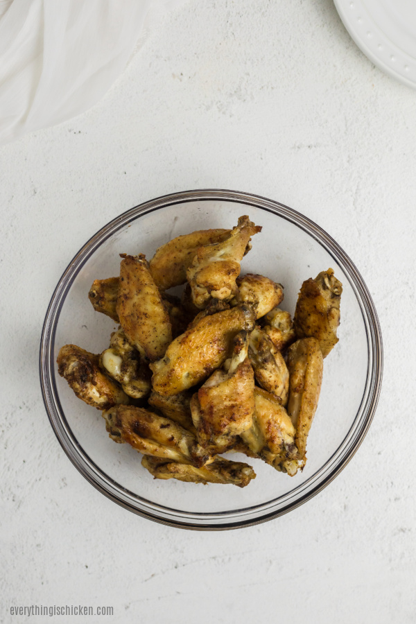 air fryer wings without buffalo sauce.